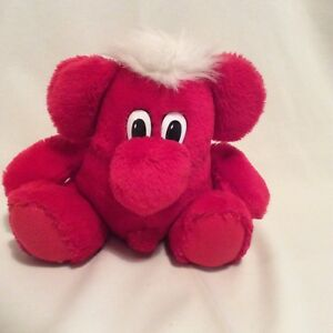KODAK-KOLORKINS-034-FLASH-034-RED-SOFT-TOY