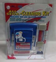 Lot Of 6 Joy Plus All Sega Cleaning Kit -sega