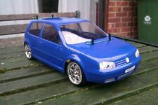 Kamtec Golf MK4 V5 GTi 1:10 RC Car Body shell + Decal £20.48 Tamiya repro LEXAN