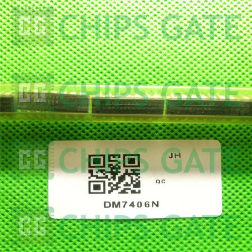 DIP-14 9PCS NEW DM7406N NS M45SP