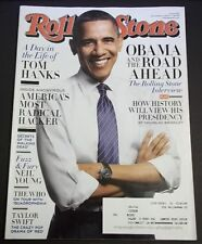 Rolling Stone Issue 1169 Nov 2012 Obama TWD Tom Hanks Neil Young The Who