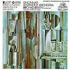 Elliott Carter - : Piano Concerto