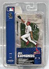 "McFARLANE 3""- MLB 5 - ST.LOUIS CARDINALS - JIM EDMONDS - 7,5cm FIGUR  NEU/OVP"