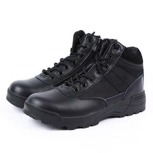 esercito uomini escursionismo pattuglia tattici deserto scarpe stivaletti militari Nuovi da combattimento fqYRw