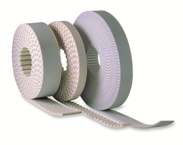 Polyurethane Timing Belt with Steel Cords 20-8M 20mm Wide Open End Roll 8M20