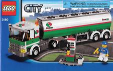 Lego City 3180 - Tanklaster LKW Tank Truck NEU