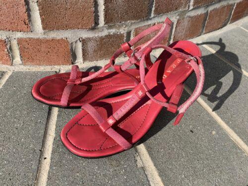 Prada - Y2K Pink Kitten Heels