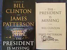 The President Is Missing by Bill Clinton and James Patterson (2018, Hardcover)