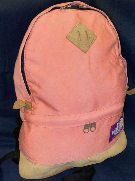 The North Face Purple Label Pink Backpack