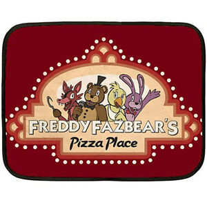 Details about new five nights at freddys pizzeria for mini fleece