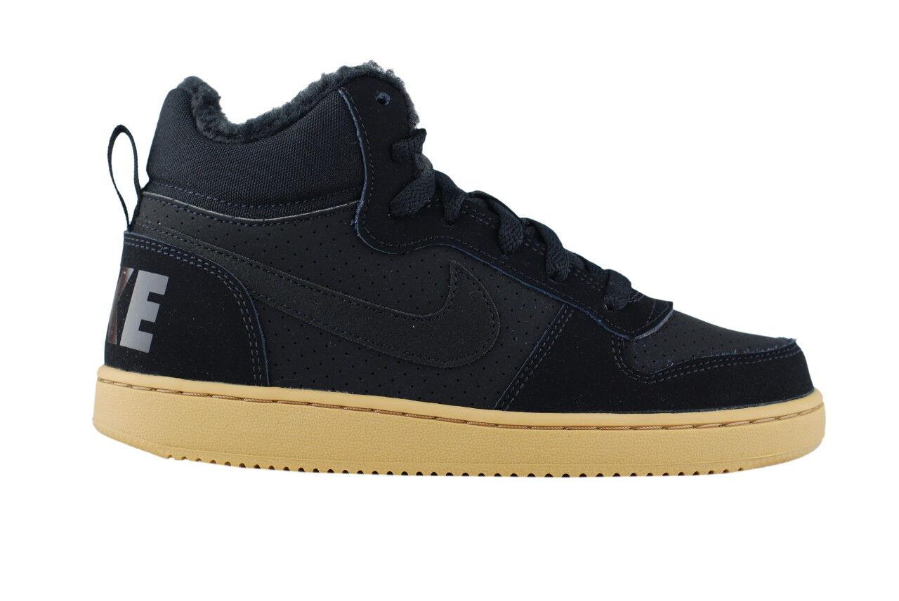 Nike Court Borugh Mid Wntr GS aa3458 002 Femmes Chaussures De Sport baskets Hiver