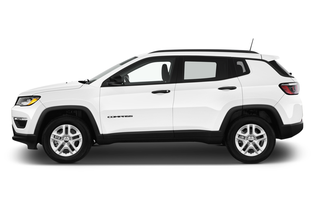 Jeep Compass side view