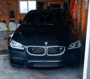 2014 BMW M5 F10 (Manual)