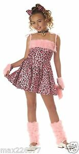 NEW-California-Costumes-Purrty-Kitty-Costume-XS-size-4-6-girl