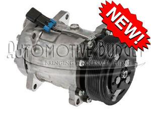NEW OEM A//C Compressor w//Clutch for Chevrolet Kodiac GMC Topkick
