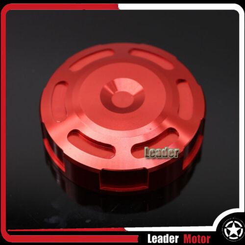 For SUZUKI SV650N//S 99-08 Front Brake Master Cylinder Fluid Reservoir Cover Cap