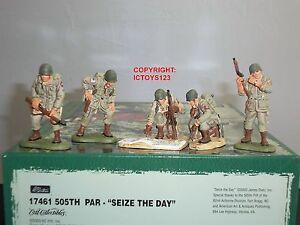 Britains 17461 505ème Régiment de Parachutistes de l'Armée américaine