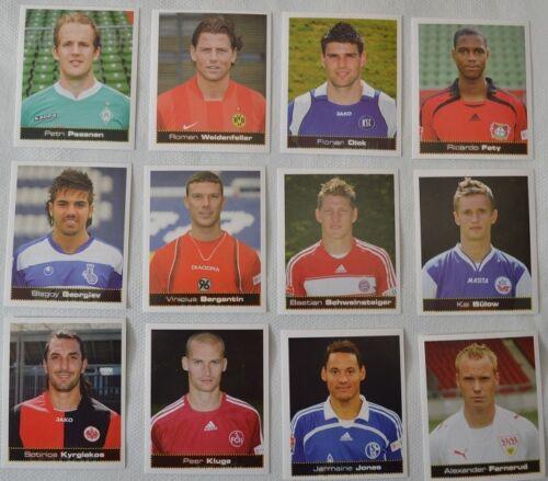 Panini Bundesliga  2007-2008 07//08-30  Sticker  aussuchen NEU