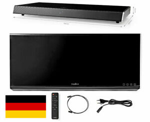 210 Watt Soundbar 2.1 Subwoofer Fernbedienung Bluetooth HDMI in out Lautsprecher