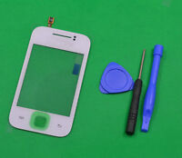 For Samsung Galaxy Y GT S5360 Front Touch Screen Digitizer Glass &LCD Display