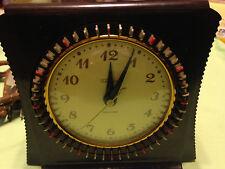 Vintage/rare Telechron Selector timer bake lite clock,good shape,runs good   K83