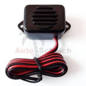Auto-Lichtwarner-Kontrollsummer-Licht-Aus-Summer-6-12V-KFZ-Adapter-Pieper-Kabel
