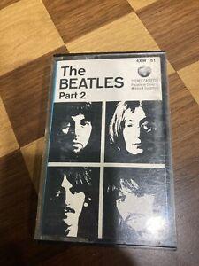 The Beatles - Part 2 Tape Stereo Cassette - 4XW 161