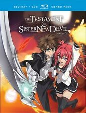The Testament of Sister Devil 1st Season One 1 Blu-ray DVD