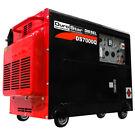 DuroStar DS7000Q 6500 Watt Diesel Portable Generator
