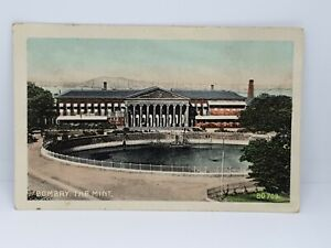 The-Mint-Bombay-Antique-Real-Photo-Postcard