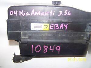 2004 05 06 KIA AMANTI ENGINE FUSE BOX ASSEMBLY | eBay