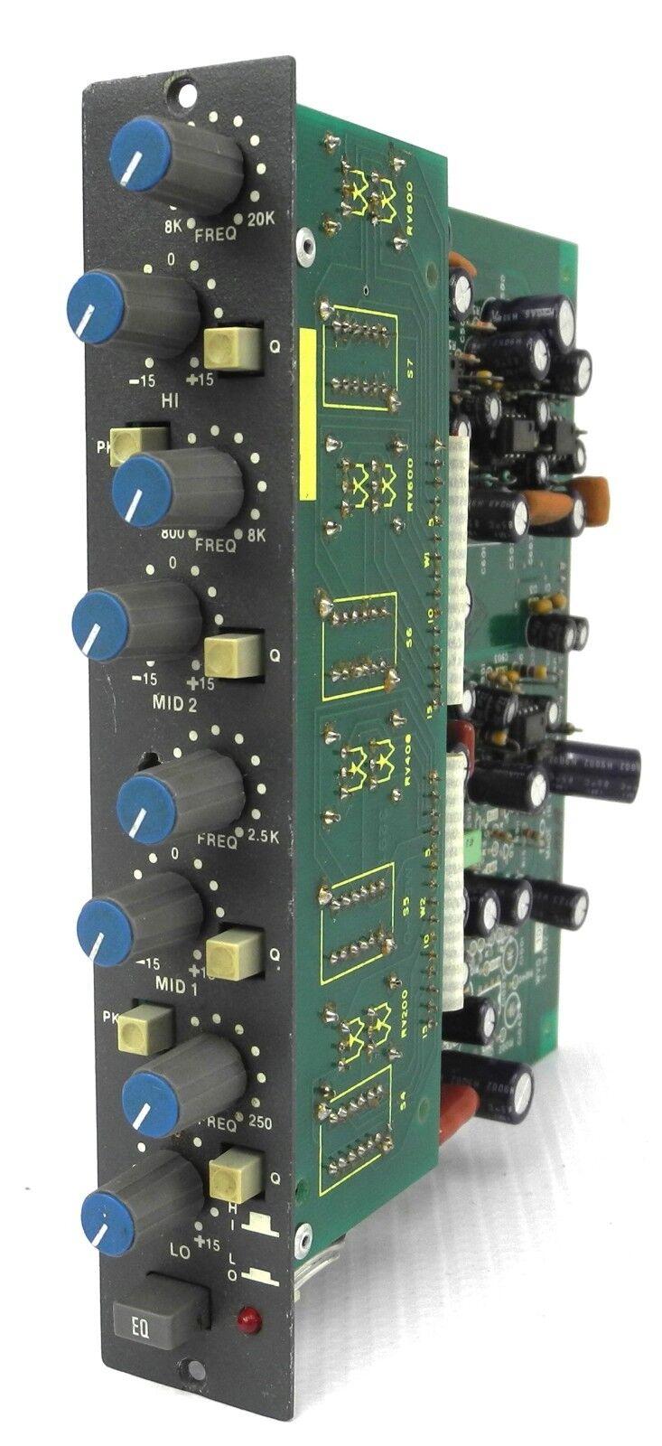 WVQ T-9412-140-2 EQ32 Wien Selectable Q EQ Module for Sony MXP-3000, Clean XA