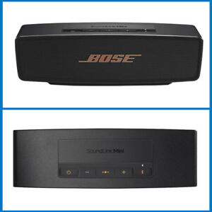 No Tax Bose Soundlink Mini Ii Bluetooth Speaker Wireless Free