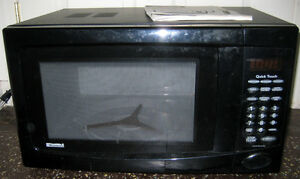 magic chef microwave convection oven manual