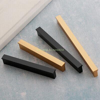 Kitchen Door Handles Wardrobe Drawer Pull Handle Modern Style Furniture Hardware