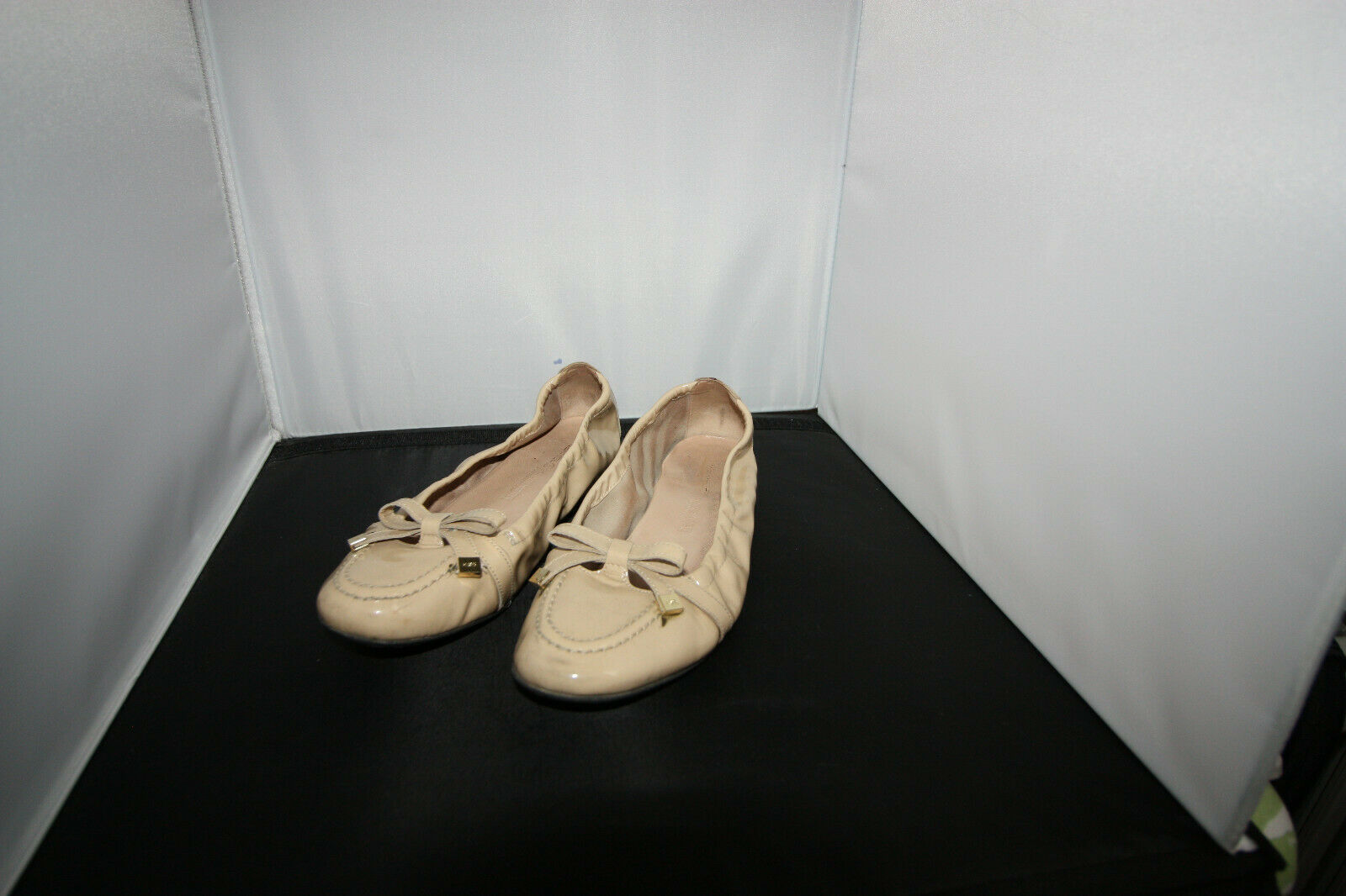 Petits animaux & SCHhommesGER-femmes-chaussures vernis beige Taille 5