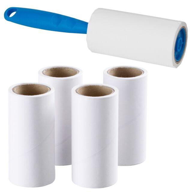 IKEA BÄSTIS (Bastis) Lint Clothes Roller & 4 Refill Rolls