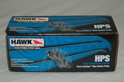 Hawk Performance HB493F.650 HPS Performance Ceramic Brake Pad