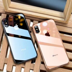 Hot Ultrathin Soft TPU Phone Case Back Cover Fr iphone XS/XR/XS MAX/X/7/8 plus G