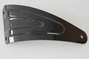 Akrapovic Auspuffhalter Carbon muffler bracket Aprilia RSV4 ab 2015