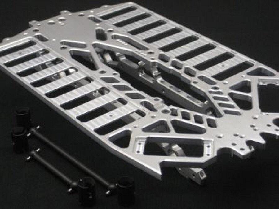 Traxxas E-Maxx 3905 & 3908 FLM10900 Kit De Chasis FLM Extended