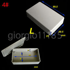 Us Stock 2x Plastic Project Box Electronic Enclosure Case Diy 995 X 595 X 25mm