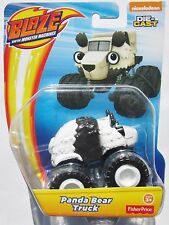 ++ Nickelodeon Blaze And The Monster Machines - Die-Cast Panda Bear Truck