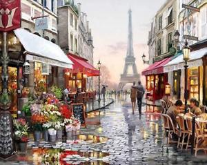 OH BEAU PARIS REF010 KIT PEINTURE DIAMANT BRODERIE 3D 5D