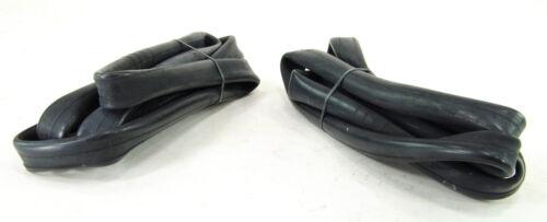 48mm Presta PAIR 2-PACK Evo THORN RESISTANT Bicycle Inner Tubes 700 x 28-35