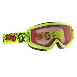 Scott jr. hookup snow goggles