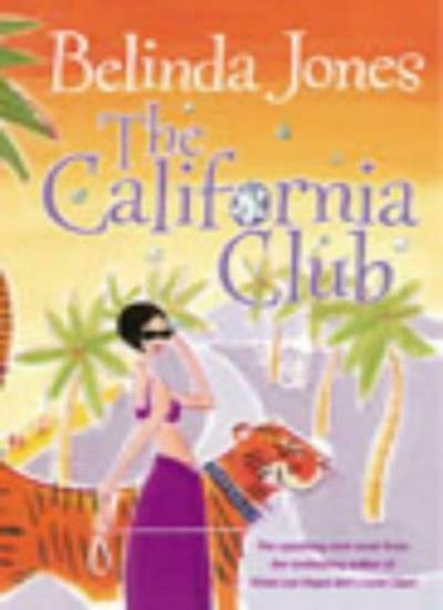 The California Club,Belinda Jones- 9780712637534