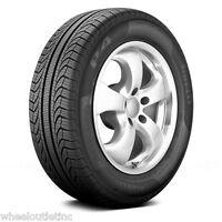 2 Pirelli P4 Four Seasons Plus Tires 195/65/15 91t 90k Mile Warranty 195/65/15