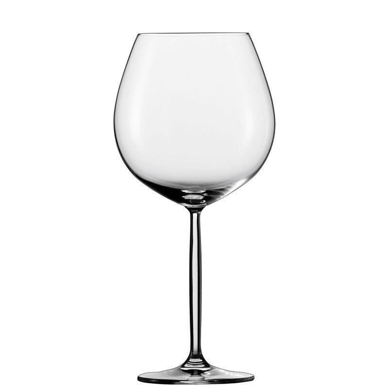 Schott Zwiesel Diva grand verre Bourgogne (ensemble de 6)