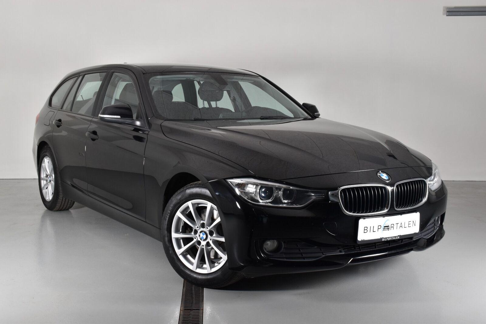 BMW 320d 2,0 Touring 5d - 164.900 kr.